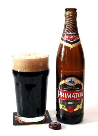 Primator Stout (Pivovar Nachod)