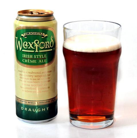Wexford Irish Style Creme Ale