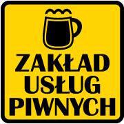 Zakład Usług Piwnych
