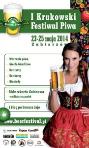 Krakowski Festiwal Piwa 2014