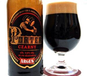 Argus Porter Czarny
