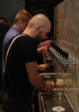 Browar Stu Mostów - pierwsze piwa (5)