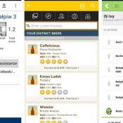 Piwne aplikacje na smartfony i tablety