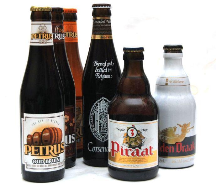 Piwa Belgijskie z Lidla