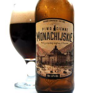 Piwo Monachijskie Ciemne