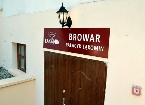 Browar Pałacyk Łąkomin