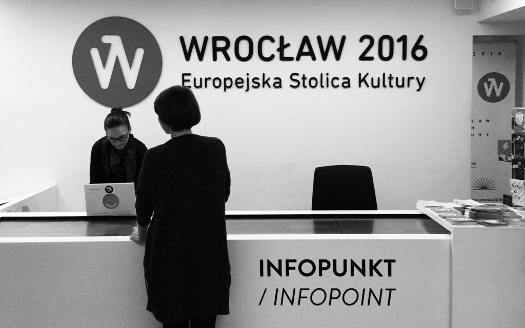 """Zaproszenie na konferencję prasową inaugurującą kampanię""""Wroclaw Accessible Capital of Technology and Culture 2016"""""""