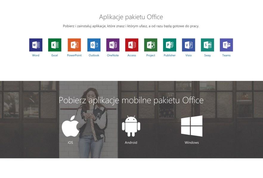 Mobilny Office dla iOS