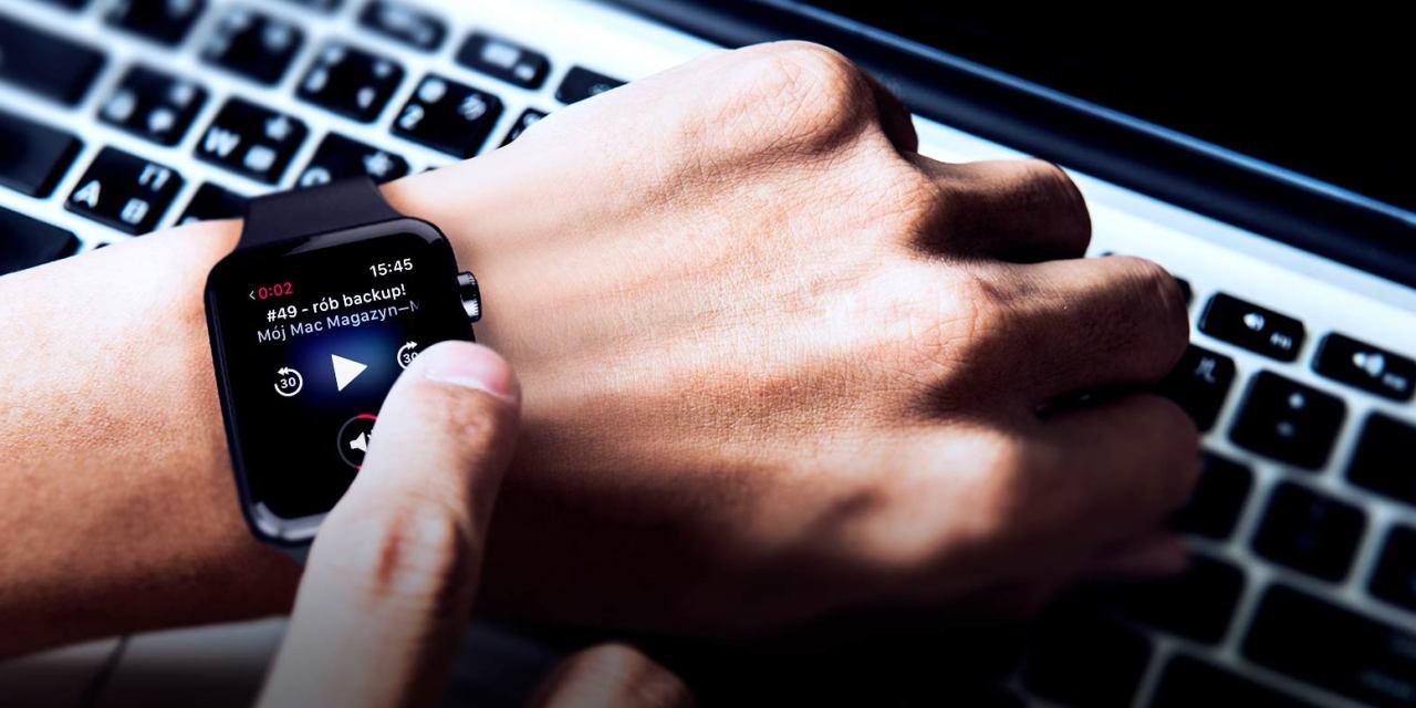 Jak zrobić zrzut ekranu z Apple Watch