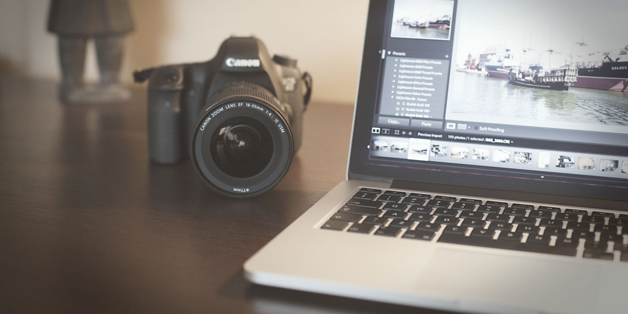 Fotograf na wakacjach