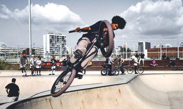 Potęgowanie przyjemności, czyli iPhone na rowerze