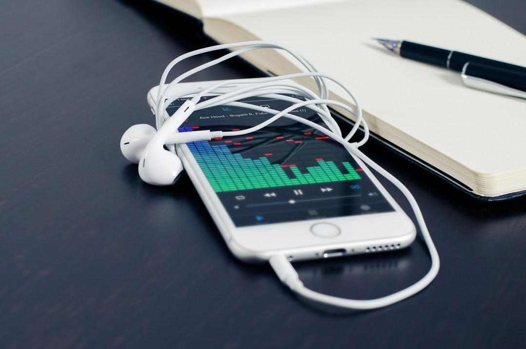 muzyka, produktywność