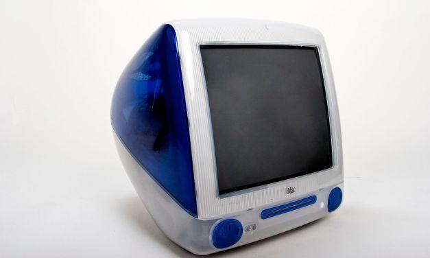 Dziś urodziny iMac'a