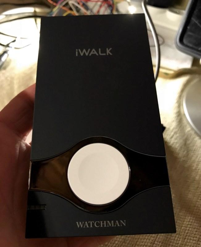 iWALK WATCHMAN przyjaciel iPhone i zegarka 2
