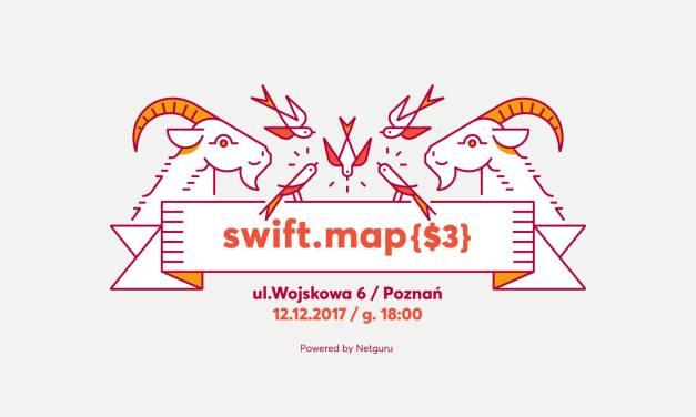 Zapraszamy na Swift.map($3)