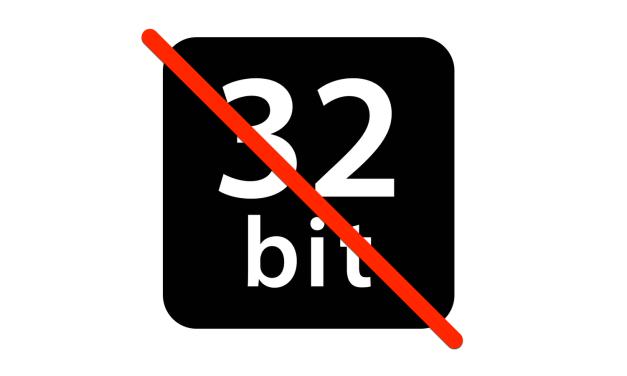 64-bity – czas na porządki przed macOS 10.15