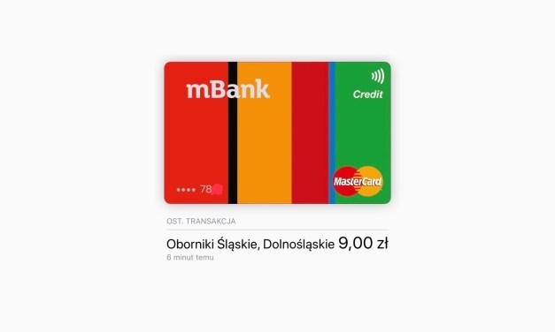 Apple Pay w Polsce: pierwsze wrażenia