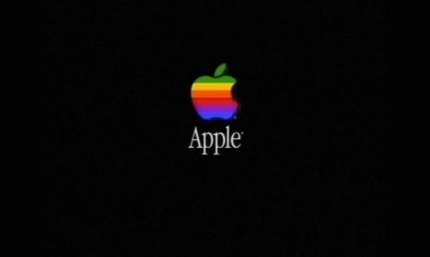 Znalezisko, czyli stare reklamy Apple z płyt dla partnerów ARPLE