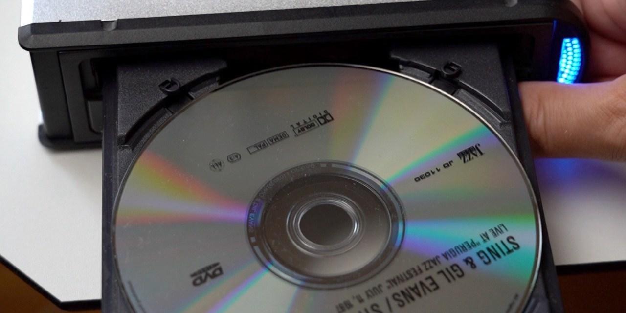 Jak zgrać płytę DVD na macOS + aplikacja za darmo