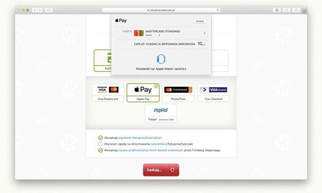 Apple Pay w PayU. Testując można pomóc!
