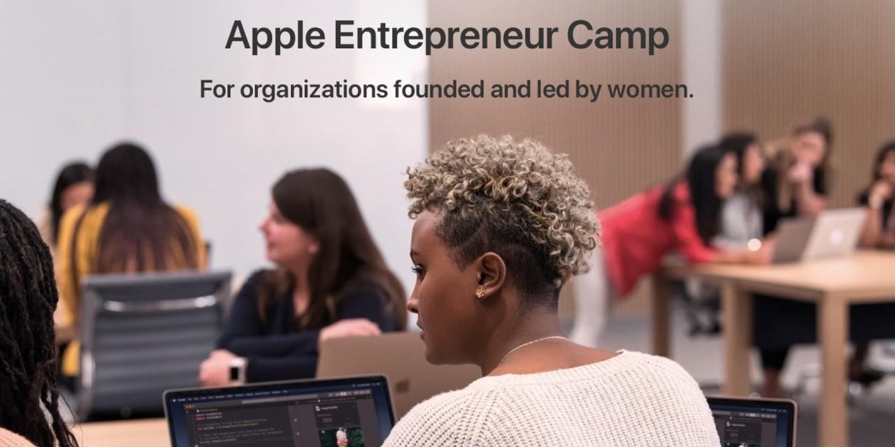 Apple organizuje szkolenia dla firm zarządzanych przez kobiety