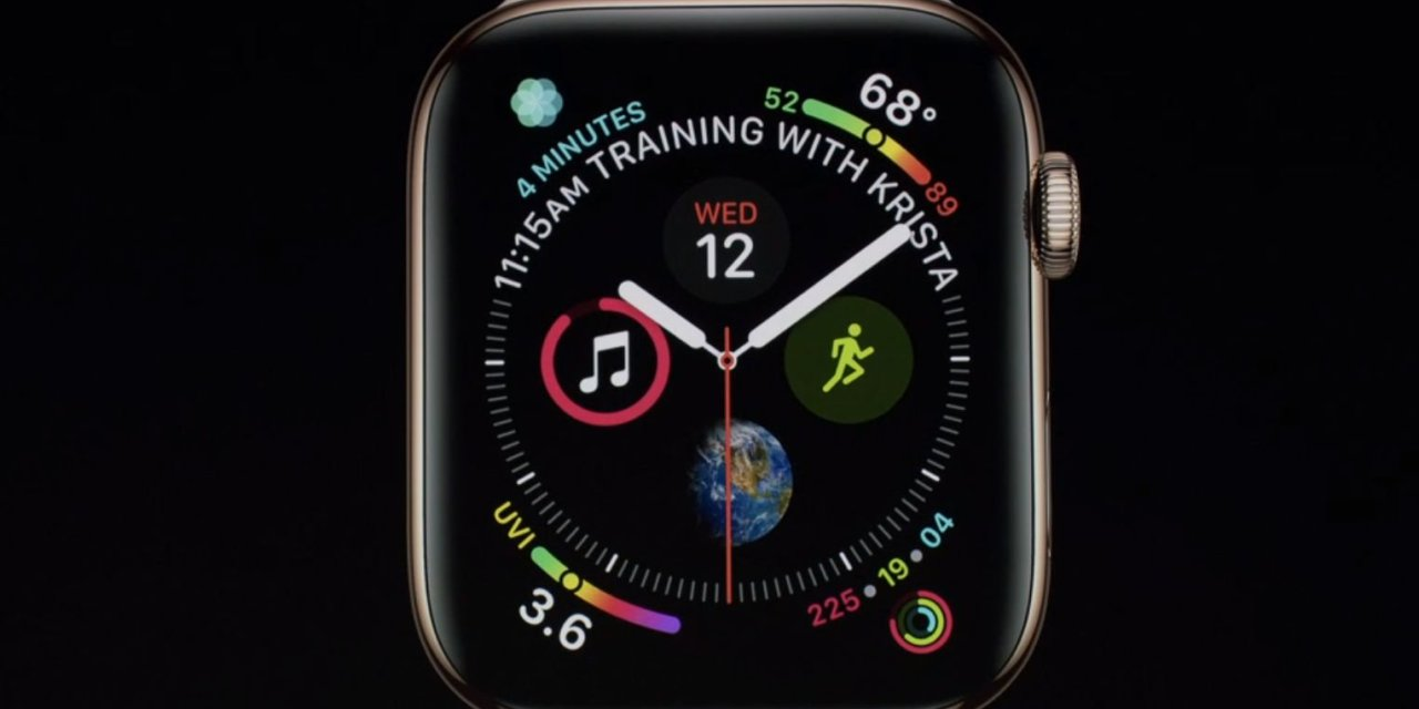 Apple Watch Series 4 – unboxing.