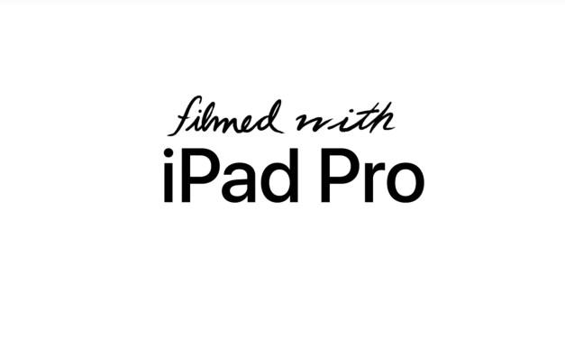 Nagrywane na iPadzie… ale ty tego nie zrobisz