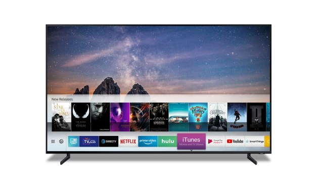 iTunes i AirPlay w TV Samsunga, sposobem na iPhone'owy kryzys?