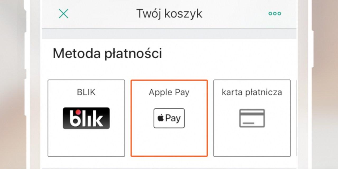 Apple Pay dostępne w Allegro
