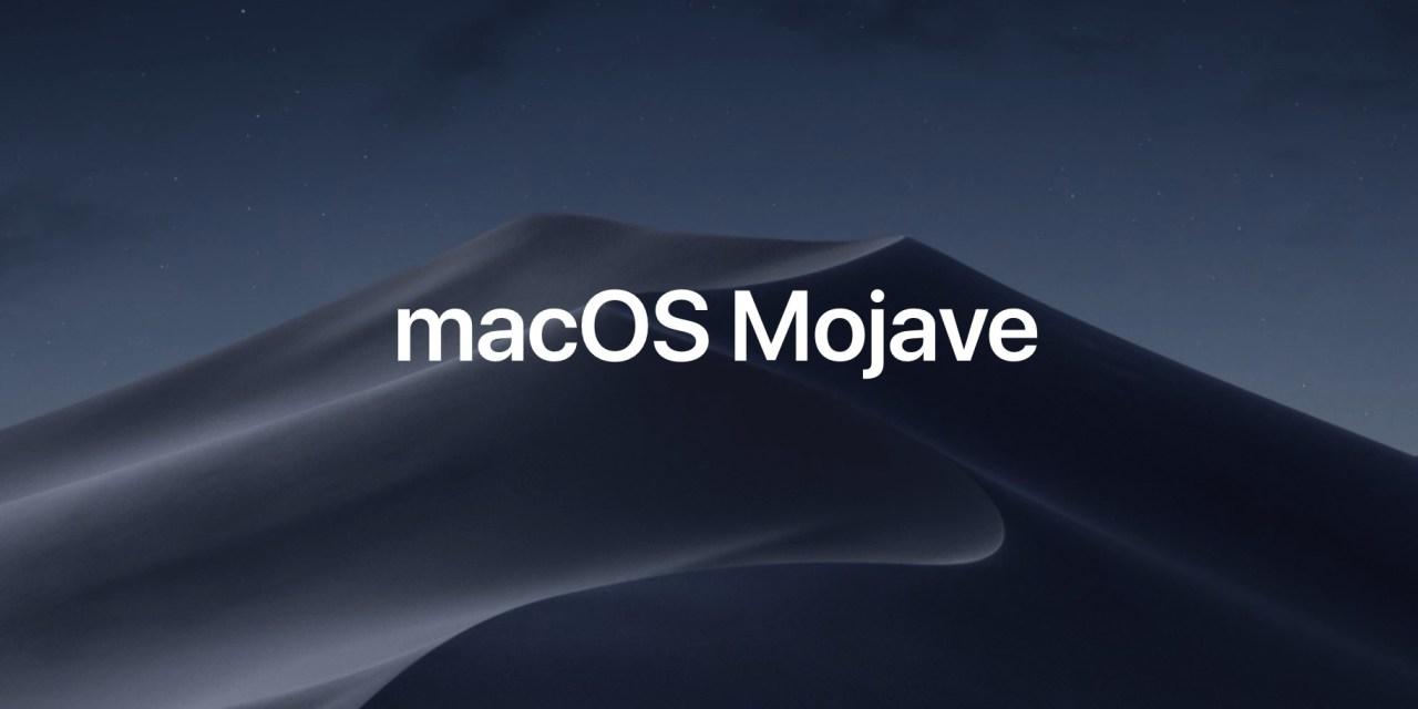 Uaktualnienia macOS Mojave 10.14.3 i iOS 12.1.4