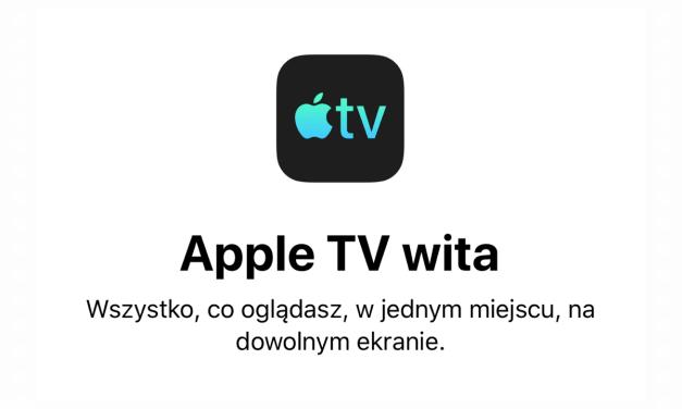 Apple TV zbliża się do nas. Na razie bez plusa