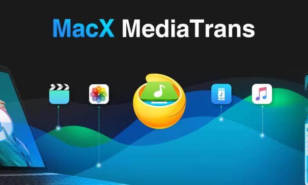 Darmowa licencja na MacX MediaTrans