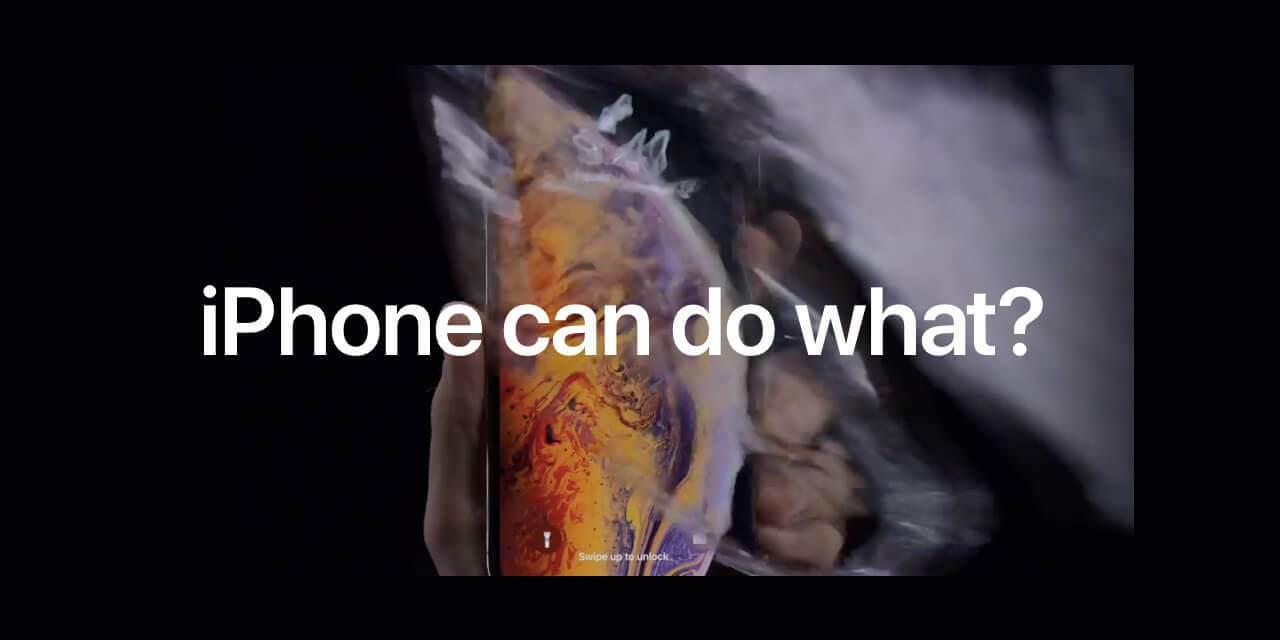 iPhone może zrobić coooo? Nowa strona w serwisie Apple