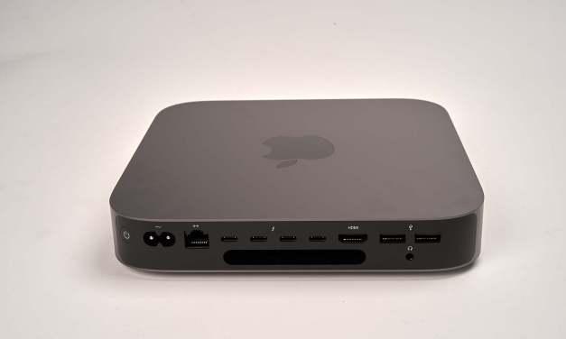 Recenzja Mac mini – nowe oblicze mocy