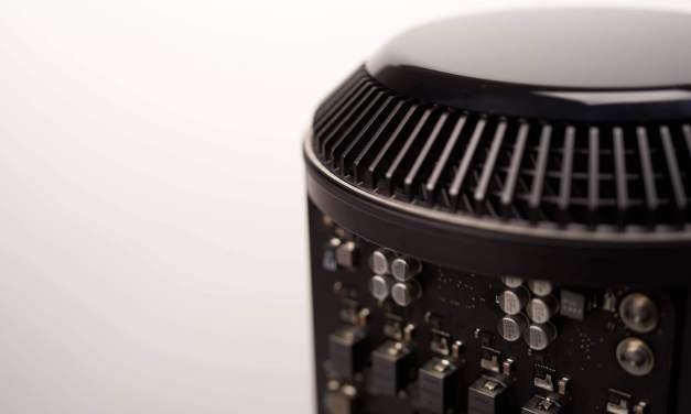 Mac Pro to jeden z najpiękniejszych komputerów