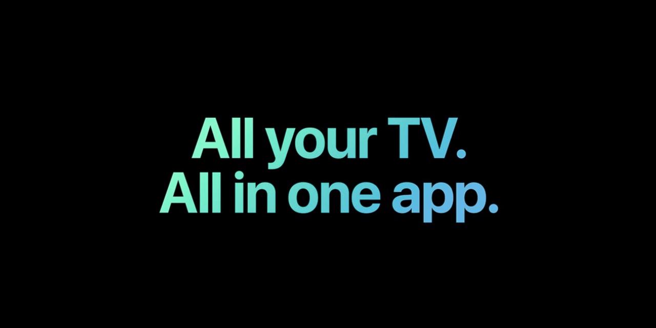 Apple TV już na YouTube! Apple otworzyło nowy kanał