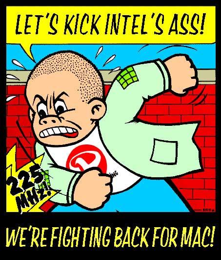 Let's Kick Intel's Ass!