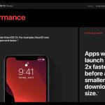 Oto dlaczego iOS 13 będzie jeszcze szybszy niż iOS 12