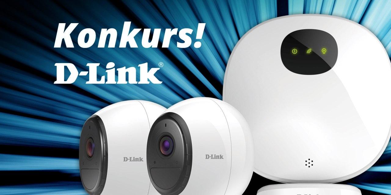 [Konkurs] Wygraj zestaw kamer D-Link Pro Wire-Free
