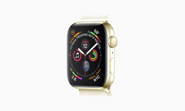 Apple Watch nowe materiały obudów