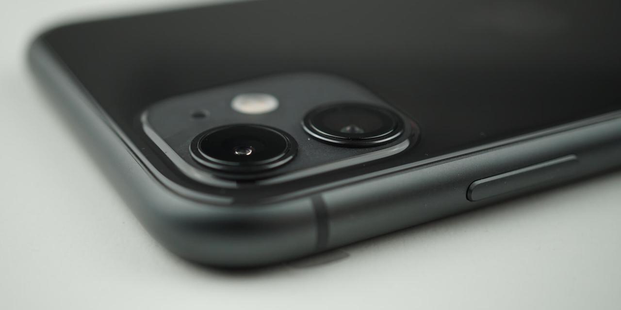 Dobra sprzedaż iPhone 11, czyli lekcja dla Apple