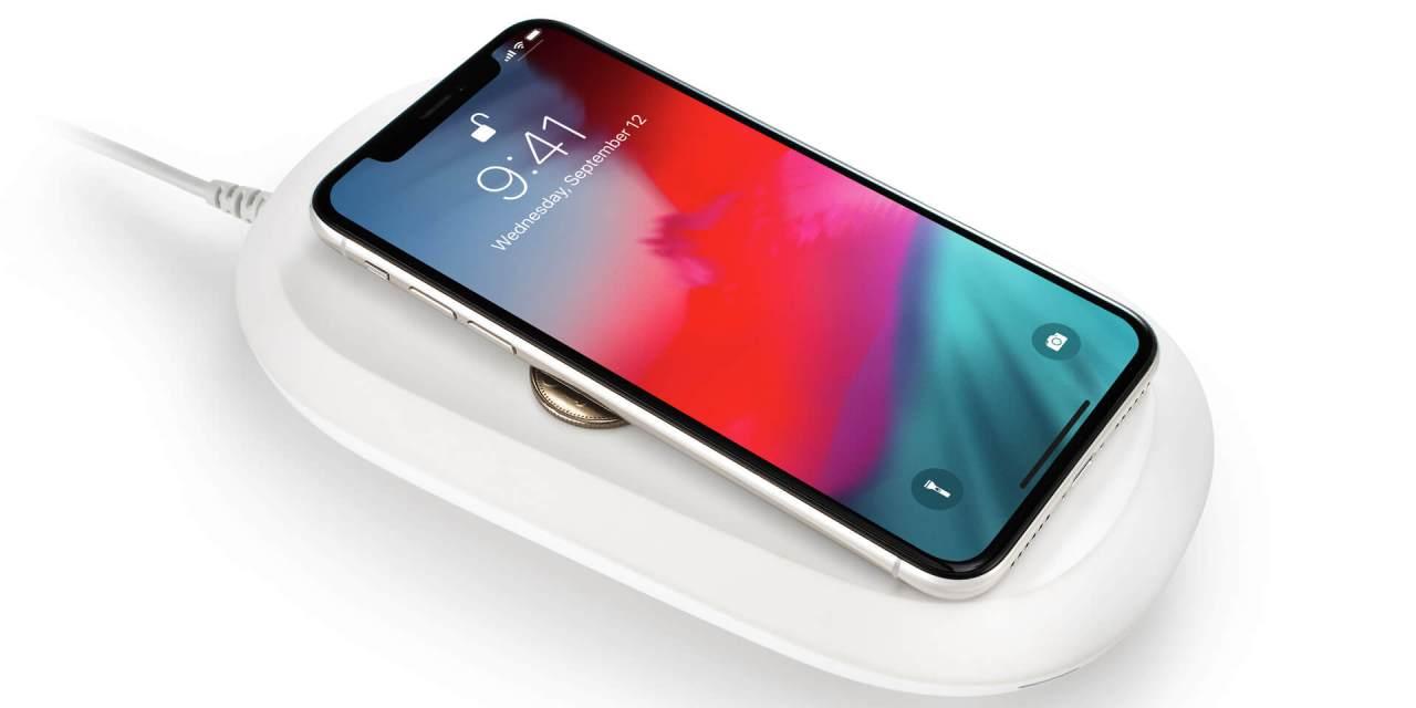Ładuj i archiwizuj iPhone'a. SanDisk wprowadza iXpand Wireless