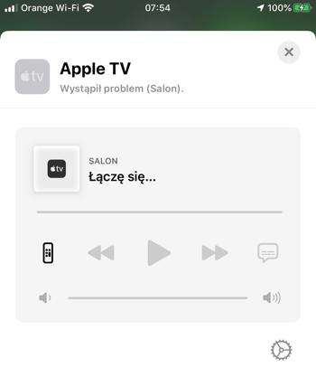 Apple TV w Dom