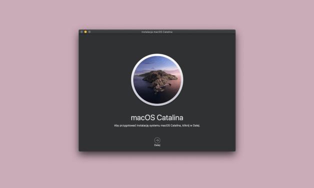 macOS 10.15 Catalina już dostępny!