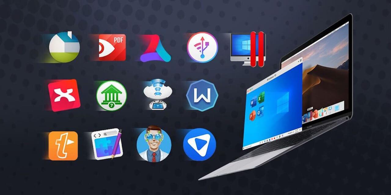 Niezła paczka z oprogramowaniem na macOS: Parallels, RapidWeaver, TextExpander…
