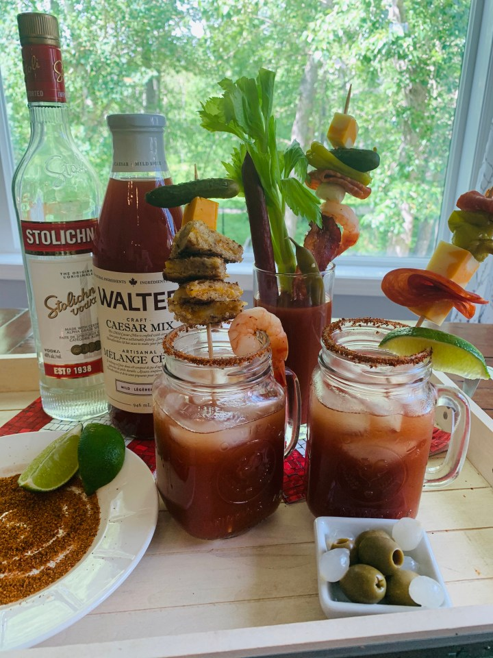 The Classic Canadian Beverage – The Caesar