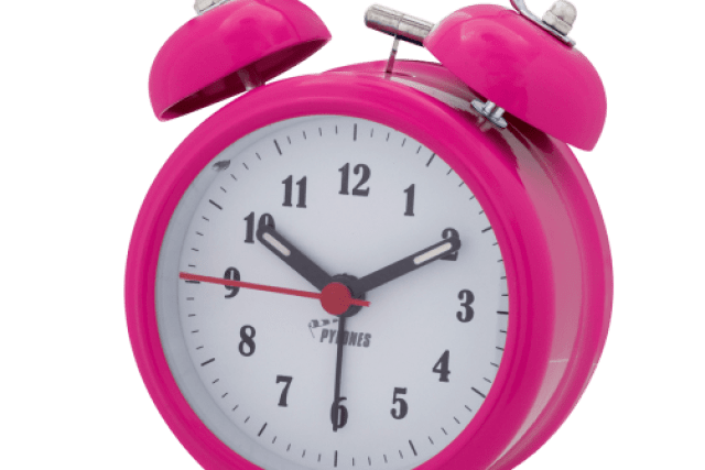 Time is your Friend - downsizing in 5 simple steps