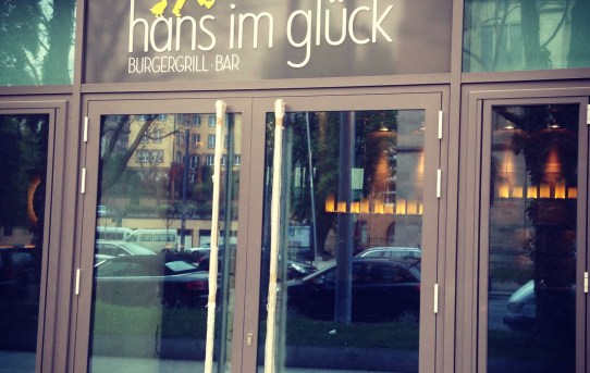 Opening Soon: Hans im Glück goes Downtown