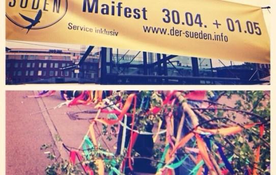 Marienplatz meets Maifest