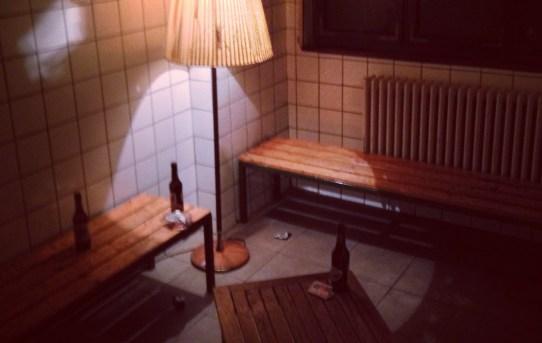 Trinken & Duschen: Erster Stock